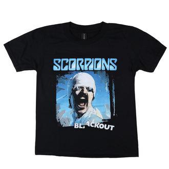 tricou stil metal bărbați Scorpions - Blackout - LOW FREQUENCY, LOW FREQUENCY, Scorpions
