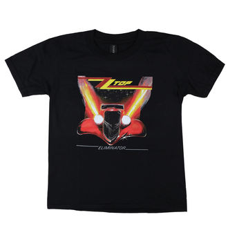 tricou stil metal copii ZZ-Top - Eliminator - LOW FREQUENCY, LOW FREQUENCY, ZZ-Top