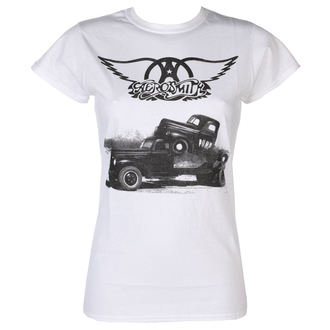 tricou stil metal femei Aerosmith - Pump - LOW FREQUENCY, LOW FREQUENCY, Aerosmith