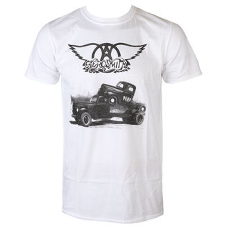 tricou stil metal bărbați Aerosmith - Pump - LOW FREQUENCY, LOW FREQUENCY, Aerosmith