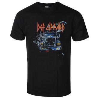 tricou stil metal bărbați Def Leppard - On through the night - LOW FREQUENCY, LOW FREQUENCY, Def Leppard