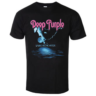 tricou stil metal bărbați Deep Purple - Smoke On The Water - LOW FREQUENCY, LOW FREQUENCY, Deep Purple