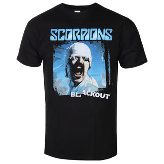 tricou stil metal bărbați Scorpions - Blackout - LOW FREQUENCY, LOW FREQUENCY, Scorpions
