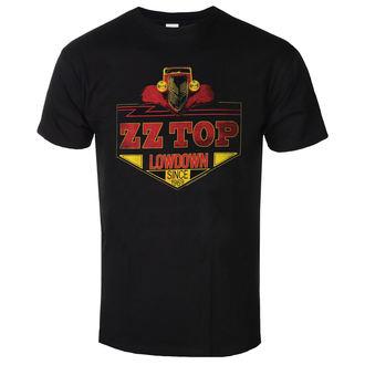 tricou stil metal bărbați ZZ-Top - Lowdown - LOW FREQUENCY, LOW FREQUENCY, ZZ-Top