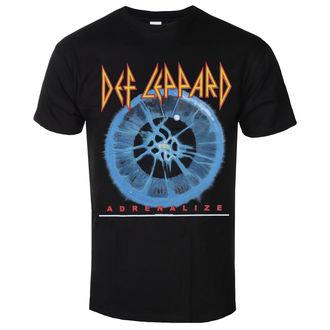 tricou stil metal bărbați Def Leppard - Adrenalize - LOW FREQUENCY, LOW FREQUENCY, Def Leppard