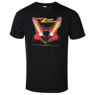 tricou stil metal bărbați ZZ-Top - Eliminator - LOW FREQUENCY, LOW FREQUENCY, ZZ-Top