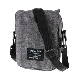 Geantă MEATFLY - Handy 2 - B Heather Gray, MEATFLY