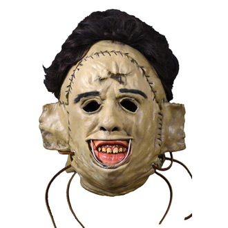Mască The Texas Chainsaw Massacre Masca - Adult's Latex - 1974, NNM
