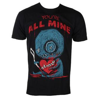 tricou hardcore bărbați - You're All Mine - Akumu Ink, Akumu Ink