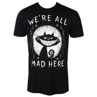 tricou hardcore bărbați - We're All Mad Here - Akumu Ink, Akumu Ink