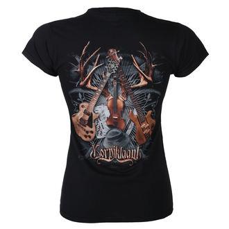 tricou stil metal femei Korpiklaani - SHAMAN DRUM - RAZAMATAZ, RAZAMATAZ, Korpiklaani
