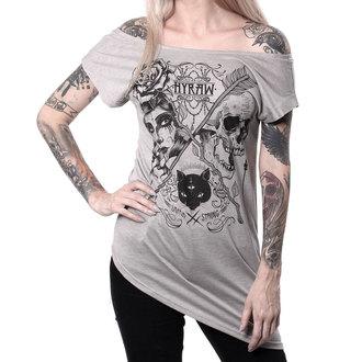 tricou hardcore femei - DUEL - HYRAW, HYRAW