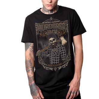 tricou hardcore bărbați - DEATH TO HIPSTER - HYRAW, HYRAW
