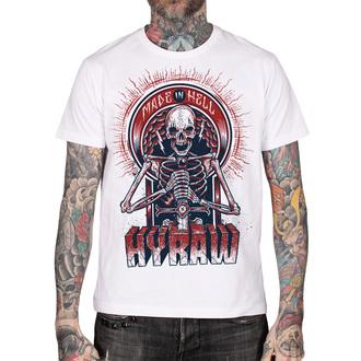tricou hardcore bărbați - EXCALIBUR - HYRAW