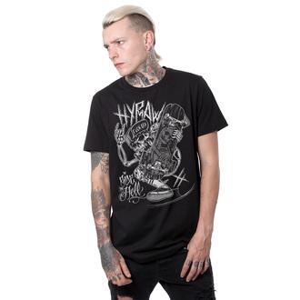 tricou hardcore bărbați - RIDE IN HELL - HYRAW