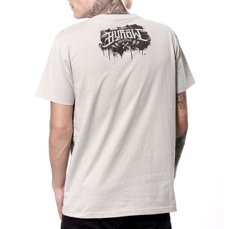 tricou hardcore bărbați - FUCK THE SYSTEM - HYRAW, HYRAW