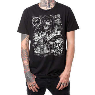 tricou hardcore bărbați - ZOMBIES - HYRAW, HYRAW