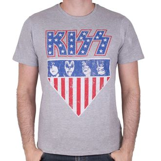 tricou stil metal bărbați Kiss - AMERICAN STYLE - LEGEND, LEGEND, Kiss