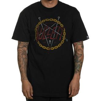 tricou hardcore bărbați - REIGN - SULLEN - SCM2904_BK