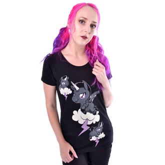 tricou femei - UNICORN CLOUD - CUPCAKE CULT, CUPCAKE CULT