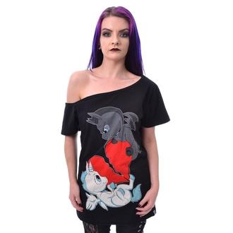 tricou femei - UNICORN HEART FIGHT - CUPCAKE CULT - POI911