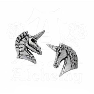 Cercei ALCHEMY GOTHIC - Unicorn Ear Studs, ALCHEMY GOTHIC