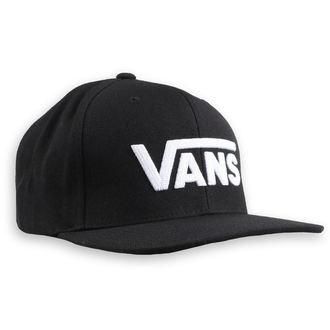 Șapcă VANS - MN DROP V II - Black/White, VANS