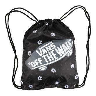 Rucsac tip sac (sac de spate) VANS - WM BENCHED - BLACK ABSTRACT, VANS