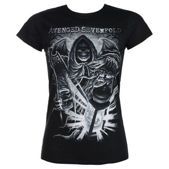 tricou stil metal femei Avenged Sevenfold - REAPER LANTERN - PLASTIC HEAD, PLASTIC HEAD, Avenged Sevenfold