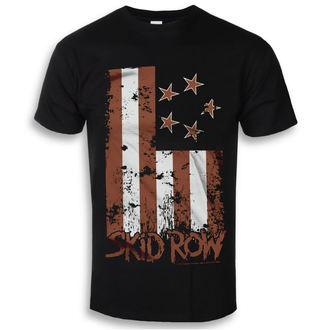 tricou stil metal bărbați Skid Row - Stars & Stripes - HYBRIS, HYBRIS
