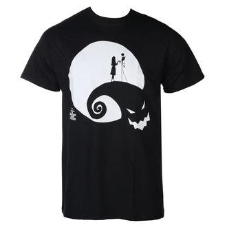 tricou cu tematică de film bărbați Nightmare Before Christmas - MOON OOGIE BOOGIE - PLASTIC HEAD, PLASTIC HEAD