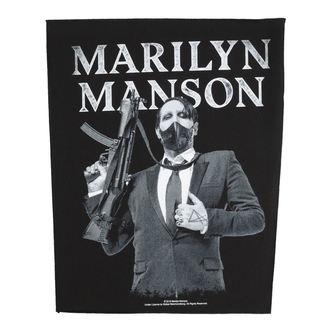 Petic mare Marilyn Manson - Machine Gun - RAZAMATAZ - BP1099