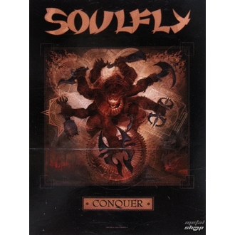 Steag Soulfly 'Conquer 1', HEART ROCK, Soulfly