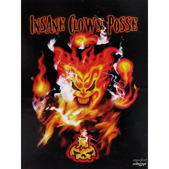 steag Nebun Clovn posse HFL 0918, HEART ROCK, Insane Clown Posse