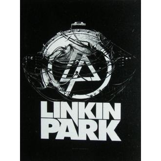 steag Linkin Parc - Atomic Vârstă, HEART ROCK, Linkin Park