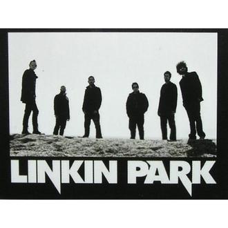 steag Linkin Parc - nisipos Trupa, HEART ROCK, Linkin Park