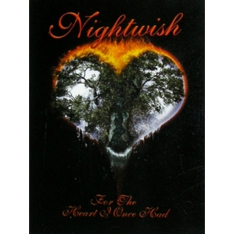 steag Nightwish - Pentru The inimă eu O singura data Şarpe, HEART ROCK, Nightwish