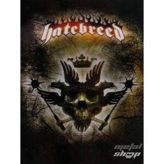 steag Hatebreed - Vultur, HEART ROCK, Hatebreed