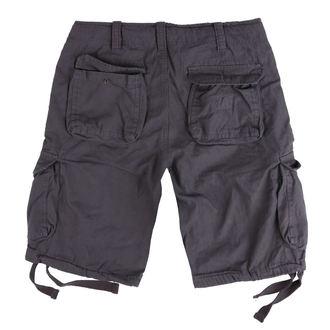 Pantaloni bărbătești scurți SURPLUS - AIRBORNE Vint. -ANTHRAZIT, SURPLUS