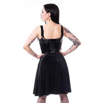 Rochie damă HEARTLESS - CONSPIRE - BLACK, HEARTLESS