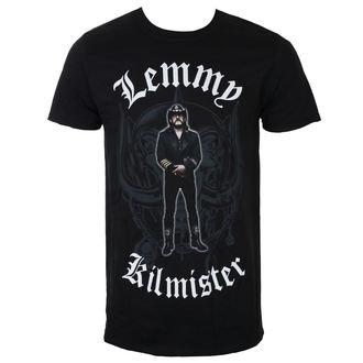 Tricou bărbătesc Lemmy Kilmister - Memorial Statue - Black - ROCK OFF, ROCK OFF, Motörhead