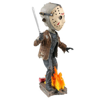 Cap Mișcător de Păpușă Friday the 13th - Head Knocker Bobble-Head Jason