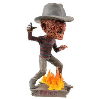 Cap Mișcător de Păpușă Nightmare on Elm Street - Head Knocker Bobble-Head Freddy Krueger