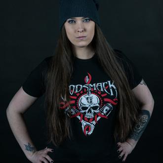 tricou stil metal bărbați Godsmack - Chrome Pistons - ROCK OFF, ROCK OFF, Godsmack