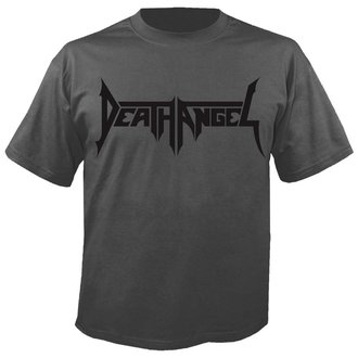 tricou stil metal bărbați Death Angel - Logo GREY - NUCLEAR BLAST, NUCLEAR BLAST, Death Angel