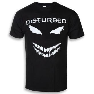 tricou stil metal bărbați Disturbed - Scary Face - ROCK OFF, ROCK OFF, Disturbed
