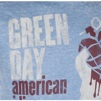 tricou stil metal bărbați Green Day - American Idiot - ROCK OFF, ROCK OFF, Green Day