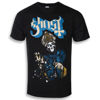 tricou stil metal bărbați Ghost - Papa Of The World - ROCK OFF, ROCK OFF, Ghost