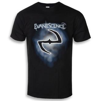 tricou stil metal bărbați Evanescence - Classic Logo - ROCK OFF, ROCK OFF, Evanescence