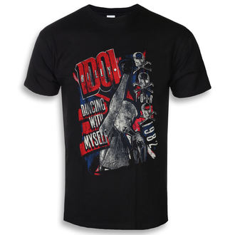 tricou stil metal bărbați Billy Idol - Dancing With Myself - ROCK OFF, ROCK OFF, Billy Idol